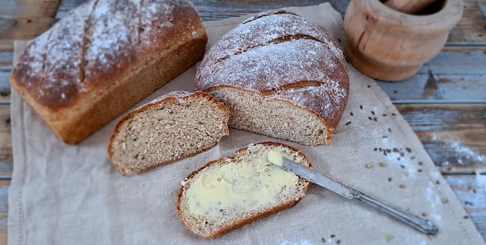 Norway bread, Lågendalens bread