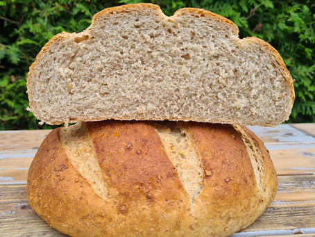 Andebubrød, a Traditional Vestfold Bread