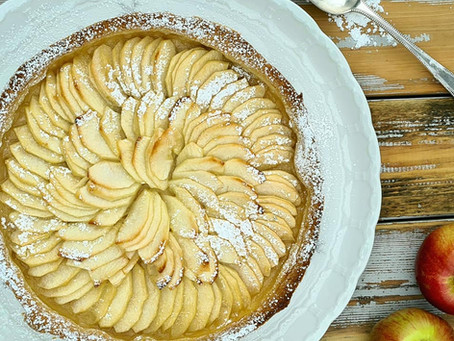 Epleterte (Apple Tart) for Epledagen