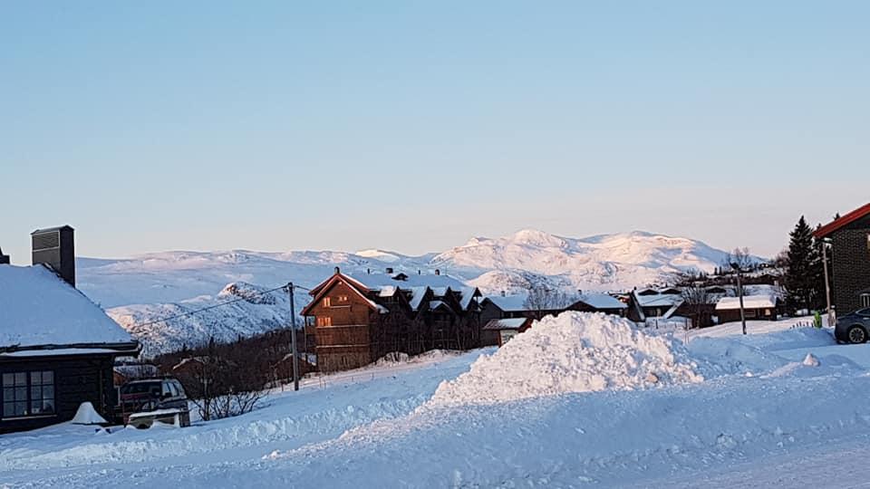 Norway winter, Beitostolen