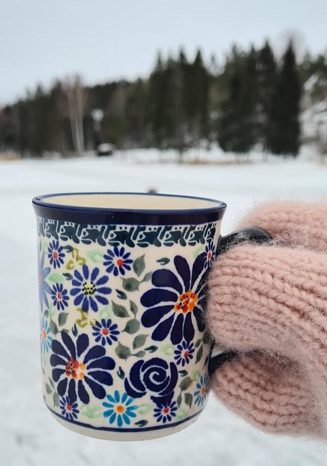 Norwegian winter hygge
