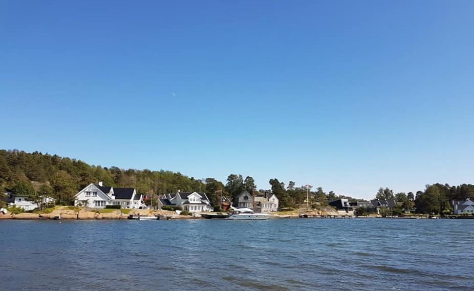 Norway hytte