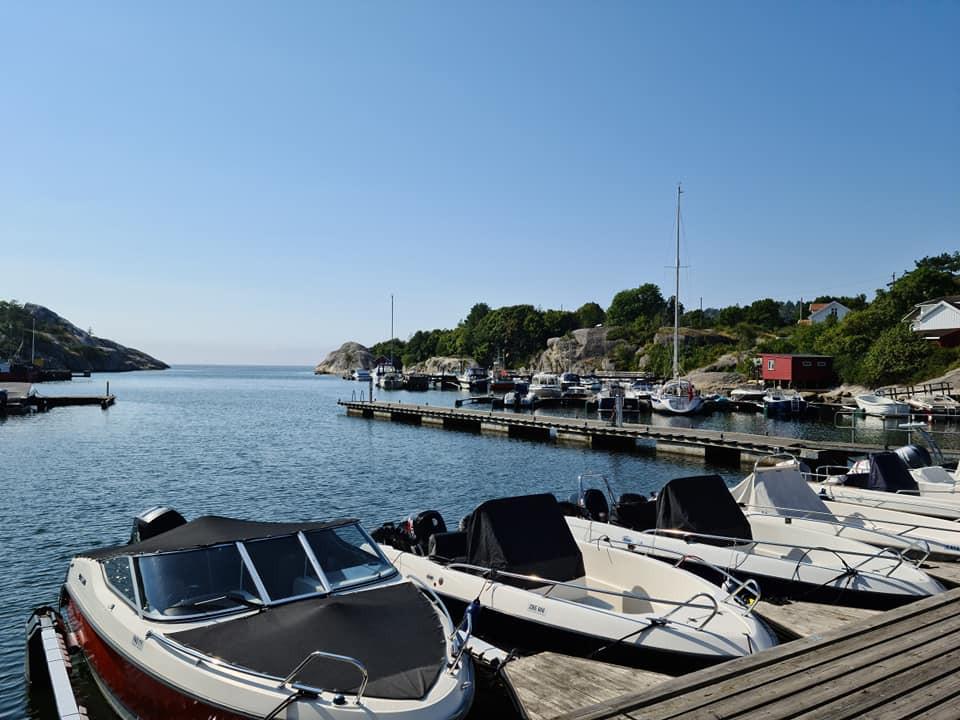 Norway boats and marina