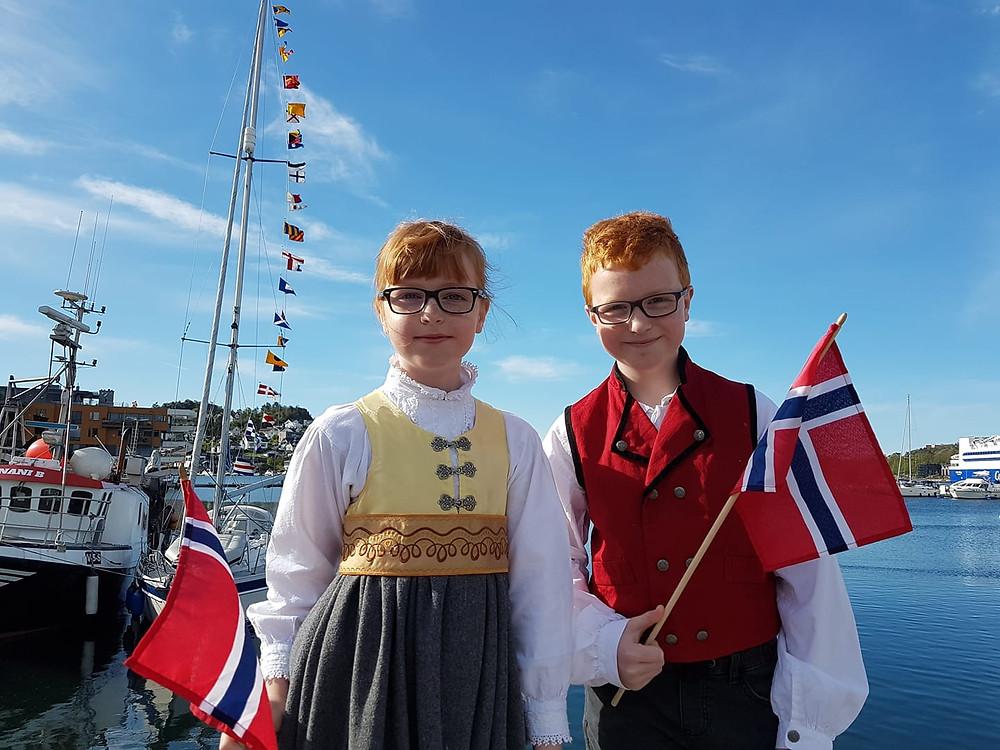 Norway bunad Syttende Mai