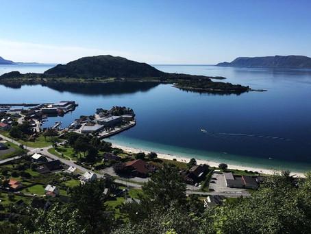 The Secret of Selje Island and a Recipe for Solskinnsboller (Sunshine buns)