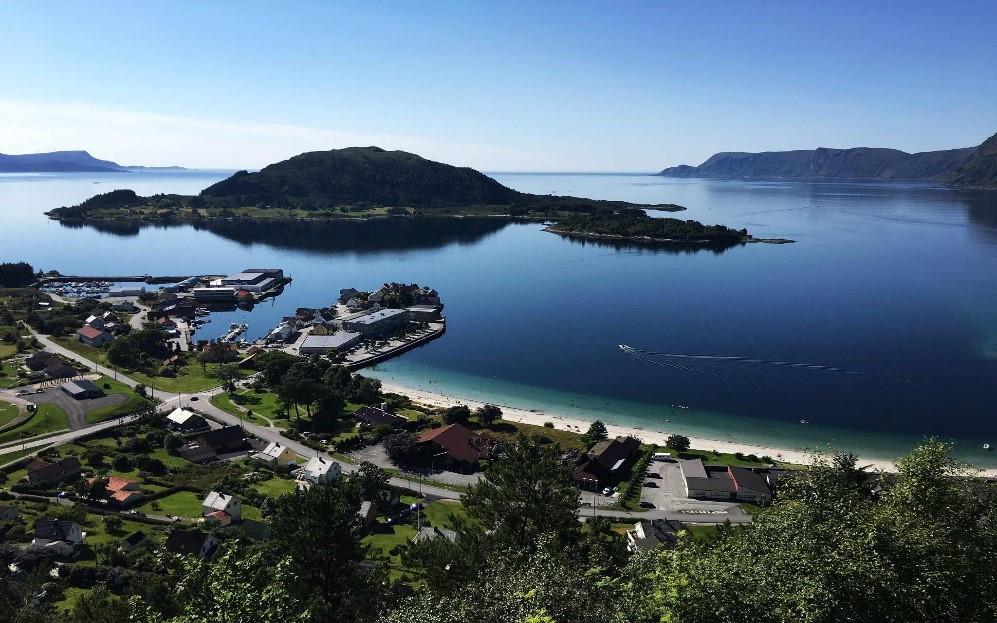 Selja island, Norway
