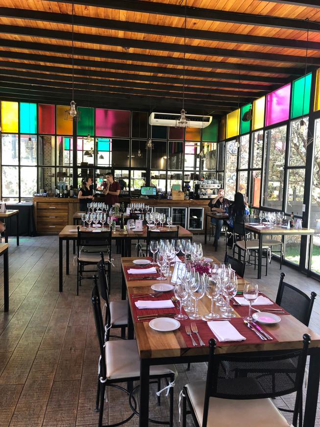 Mendoza - Nossa chegada e o almoço fantástico na Casa Vigil (El Enemigo) + um resumo do primeiro dia