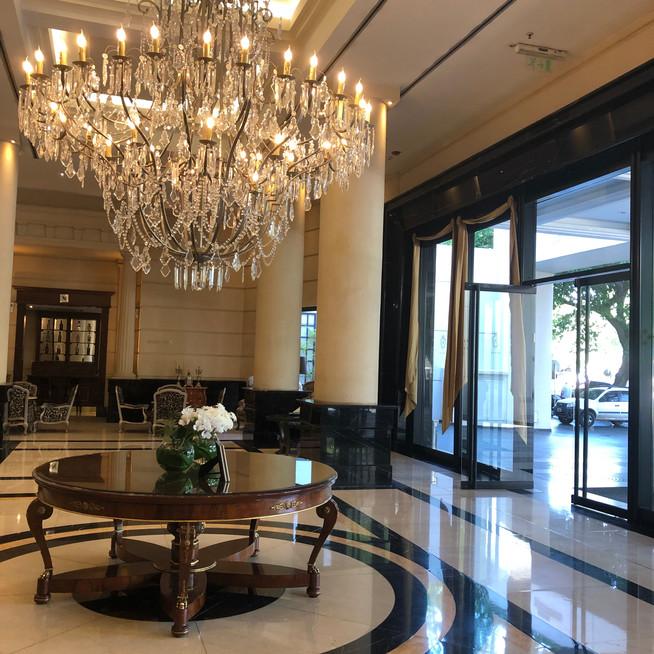 Diplomatic Hotel - nossa hospedagem em Mendoza!