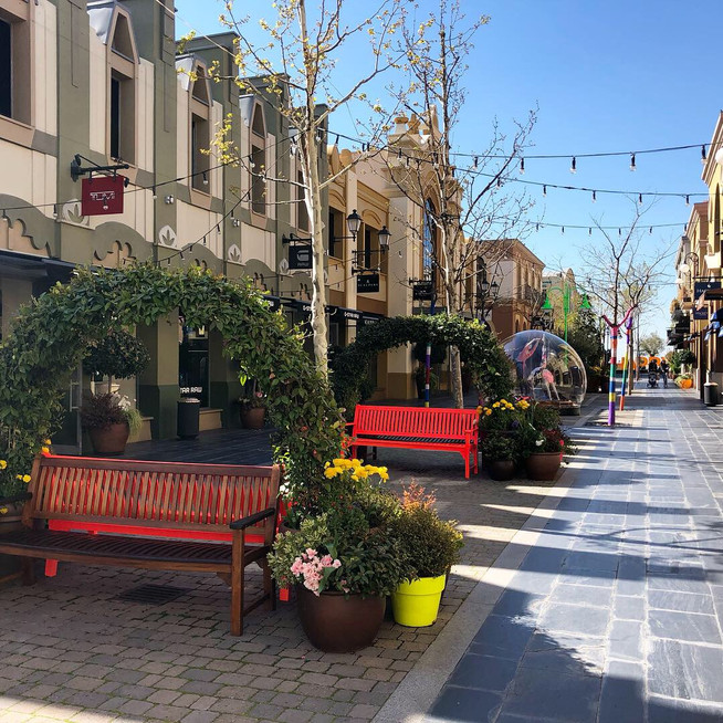 Las Rozas Village | Outlet nos arredores de Madrid!