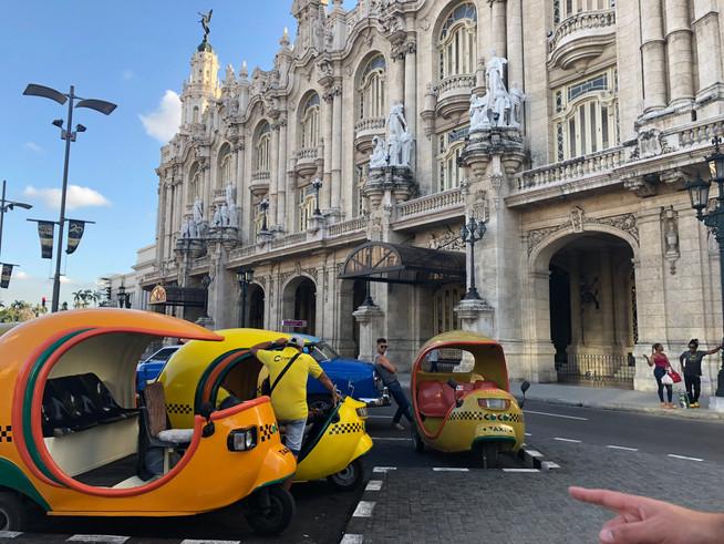 Conhecendo Havana!