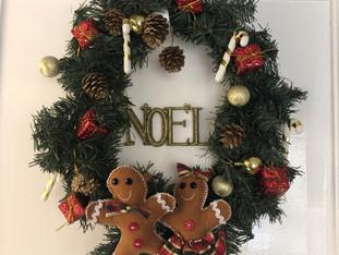Decoração de Natal da casa nova   2019!