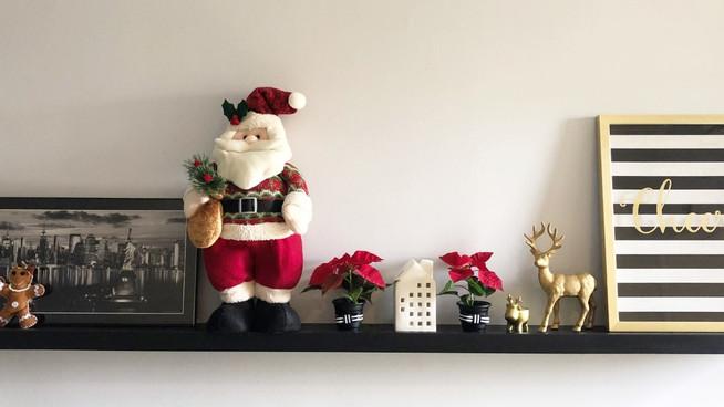 Decoração de Natal 2018