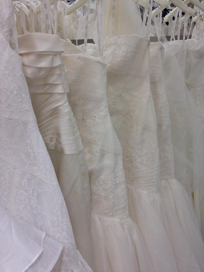 Comprando vestido de noiva em Orlando!