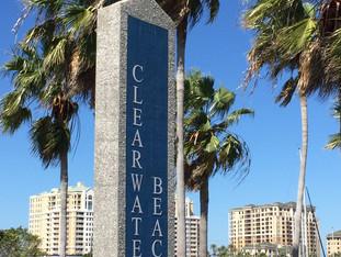 Bate e Volta de Orlando: Clearwater Beach