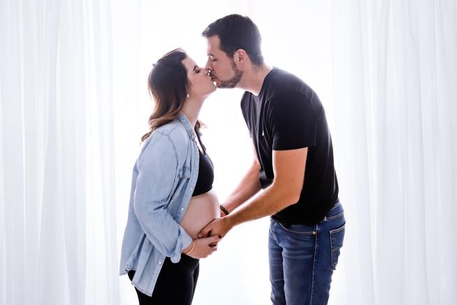 Terceiro trimestre e a preparação para o parto!