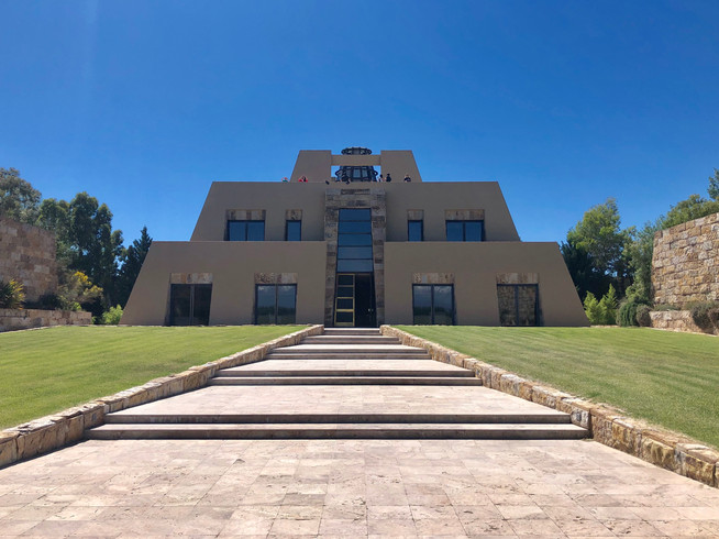 Mendoza | Lujan de Cuyo | Terrazas de los Andes e Catena Zapata