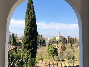 Visita à Alhambra de Granada