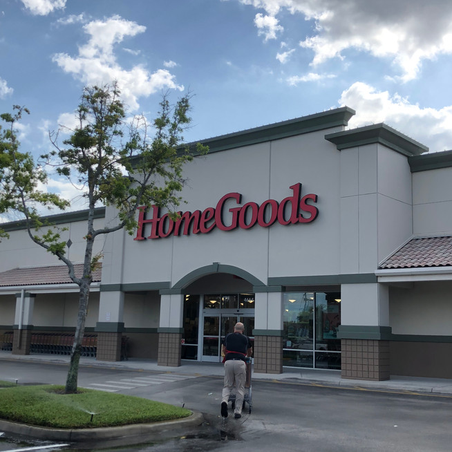 Home Goods - o paraíso!