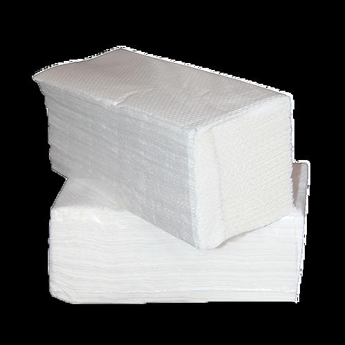 Toalhas de Mão Zig-Zag Tissue Económica