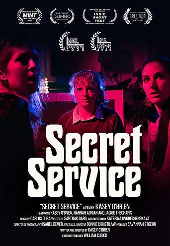 Secret Service - Poster_6laurels_correct