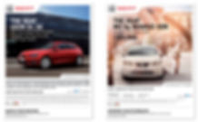 ATP Advertising SEAT press ads