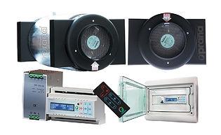 Prana-250, tööstuslik ventilatsioon, tootmishoone ventilatsioon, kontori ventilatsioon