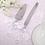Thumbnail: Engraved Wedding Cake Serving Set