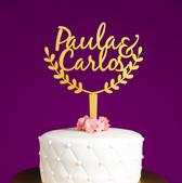 케이크 싸인