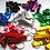 Thumbnail: Engraved Metal Keyring Keychain Bottle Openers
