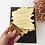 Thumbnail: Leaf shape acrylic invitation card