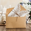 Thumbnail: Brown paper Laser cut elegant invitation card