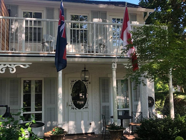 HARROGATE HOUSE INN