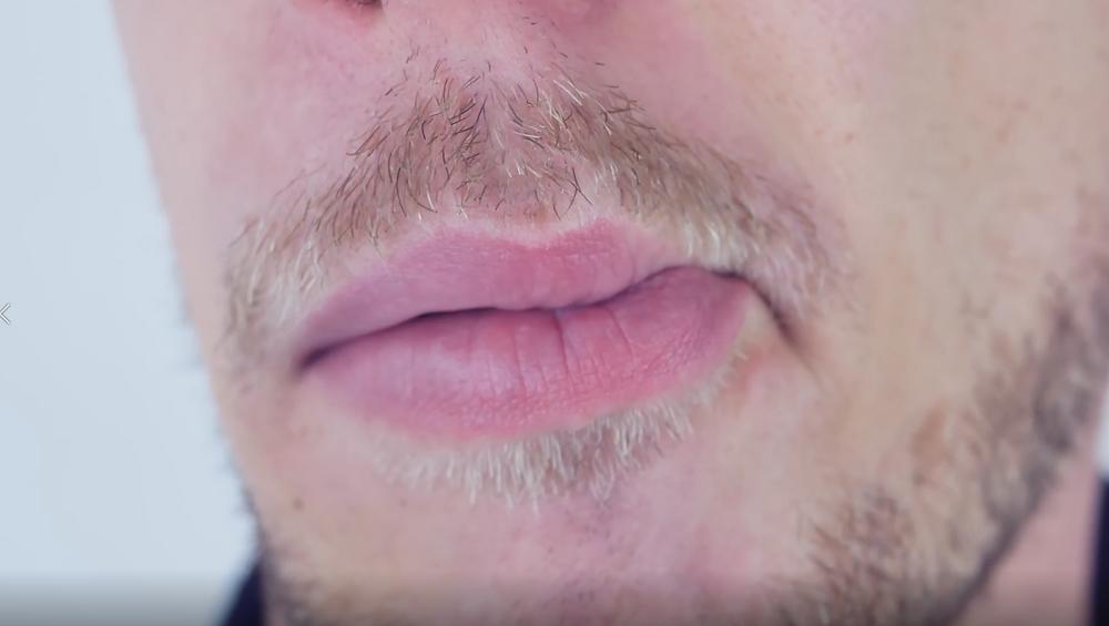 bouche lipsroll biais beatbox