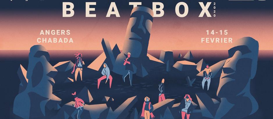 On participe au championnat de France de Beatbox 2020 !