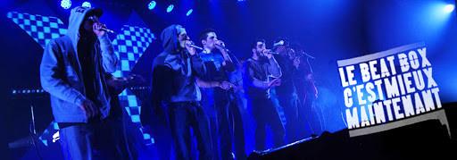 Faire du beatbox dans un groupe