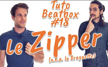 Tuto beatbox #18 - Le zipper