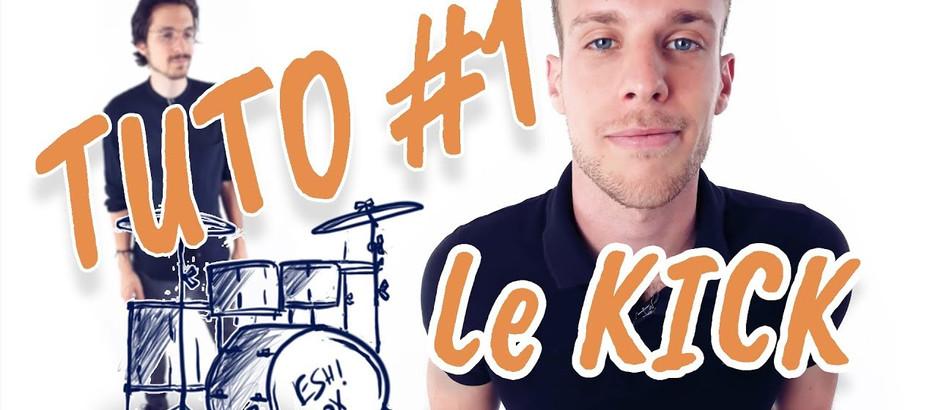 Tuto beatbox #1 - Apprendre le premier son de base de beatbox : Le kick