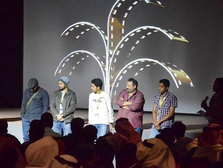 تسجيل 30 فيلما و28 سيناريو في موقع مهرجان أفلام السعودية