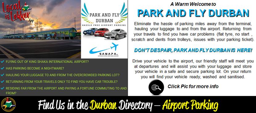 Park & Fly Durban