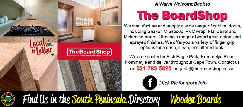 The Boardshop