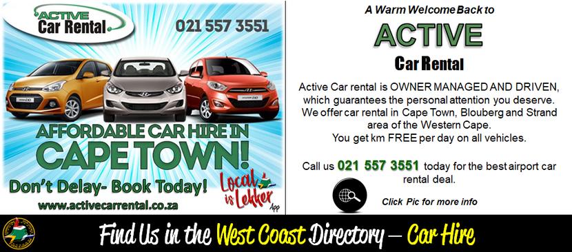 Active Car Rental