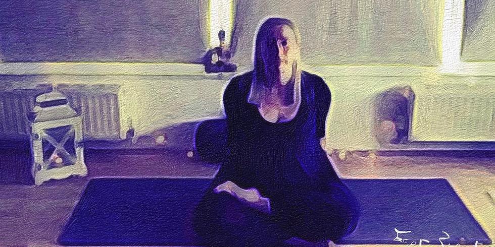 Menopause Yoga Workshop - Releasing Excess Heat