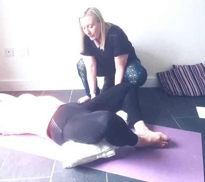 Menopause Yoga Workshop  - Hot Flushes