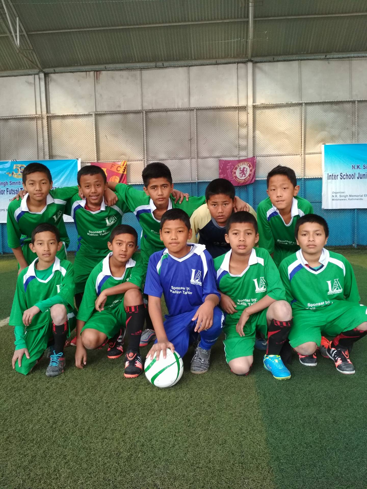 Junior Football Club.