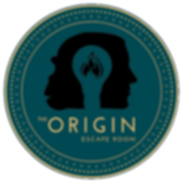 Copia de Copia de logo The Origin Escape