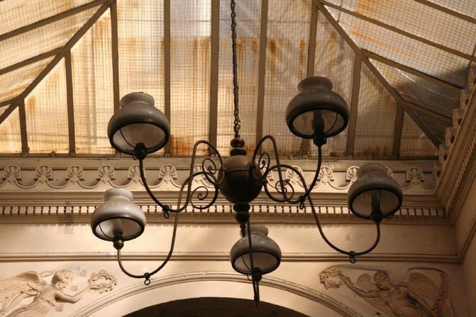 סיור מודרך בפסאז'ים המקורים של פריז
