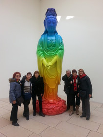 סיור מודרך במוזיאונים בפריז