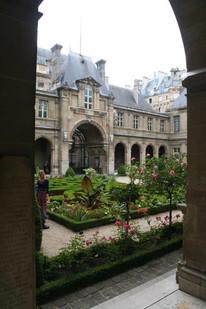 סיור מודרך במארה Le Marais