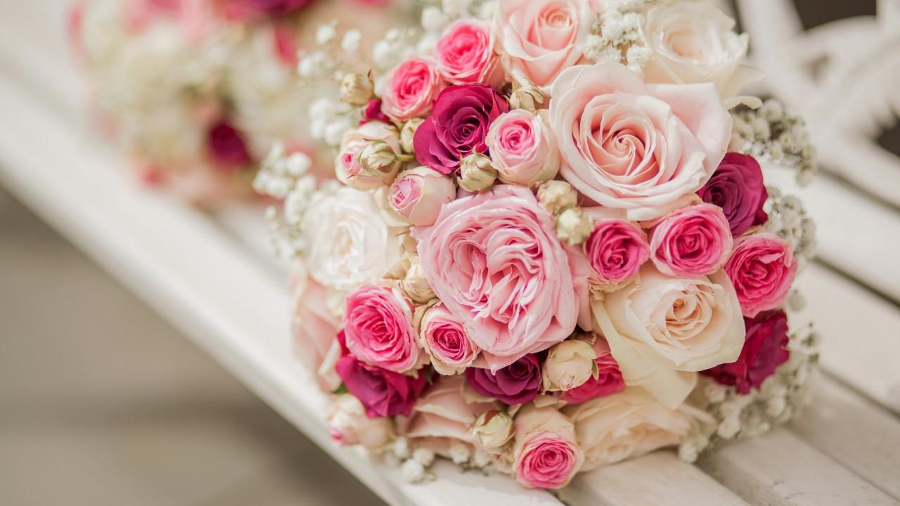 Розовый №1
