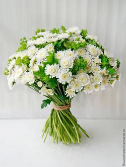 хризантема с буплерумом